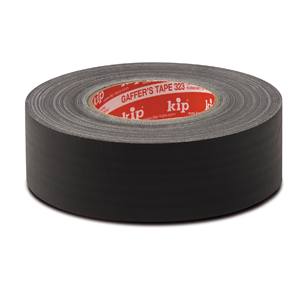 Gaffer tape zwart 50mm