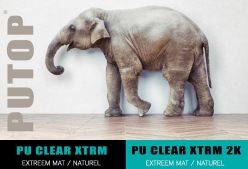 Putop PU Clear XTRM 1K/2K